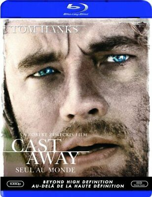 Cast Away , Blu-Ray , English/French , New Sealed