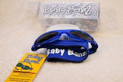 Nwt Baby Banz Infant Sunglasses/goggles 100% Uv Protection