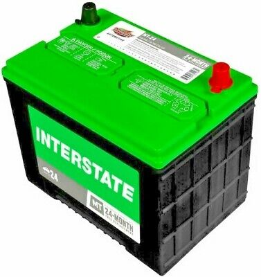 NEW Car Battery MTP INTERSTATE MTP-24 Vehicle Batteries