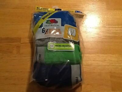 Fruit Of The Loom Boys Boxer Briefs 4 Pairs Size Large 14/16 NEW
