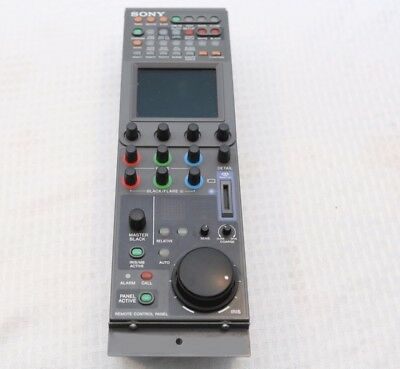 Sony RCP-751 remote control panel for HDC cameras W/ 30' cable, same as RCP-750