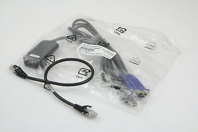 Genuine IBM USB 250mm KVM Switch RCM Conversion Cable Module SIP 39M2899 39M2909