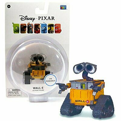 Disney Official Pixar Wall-e Cube & Stack Deluxe Action Figure