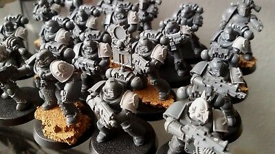 Warhammer 30k Horus Heresy: Death Guard Tactical Squad (20 Modelle)