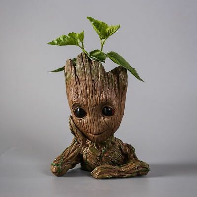 3D Groot Pot Planter Guardians of the Galaxy 2 New 2018