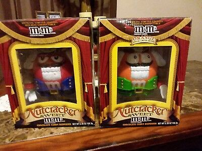 m&m's Candy Dispenser - Nutcracker Sweet brand new in box. Limited edition