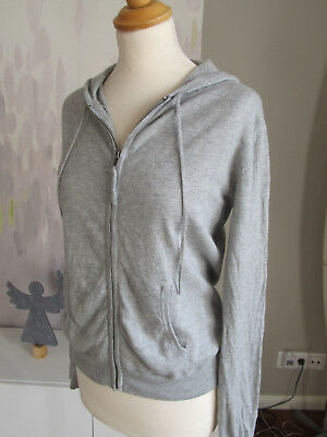 EDLER WITTY KNITTERS Pullover Hoodie Gr. M Cashmere EUR 15