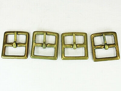 Antique Brass Buckles, Arts & Crafts, Spare, Replacement