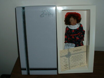 Kish & Company Doll All Dressed Up Michaela New In Original Box With Tag