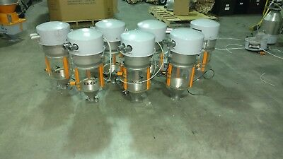 Motan Vacuum receivers.....MV10M151