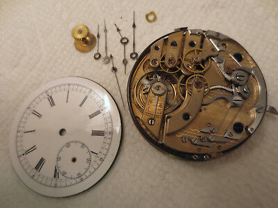 Antique Quarter Repeater High Grade Chronograph Movement