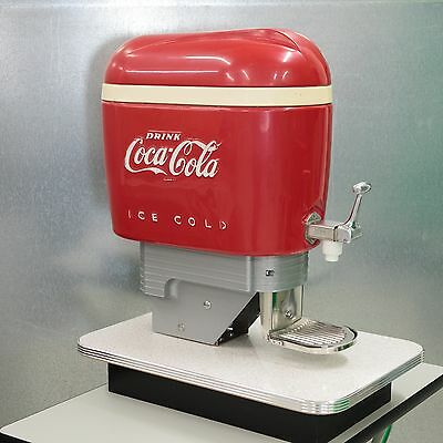 Vintage Coca-Cola Selmix Soda Fountain Rare Prototype Dispenser 1960's