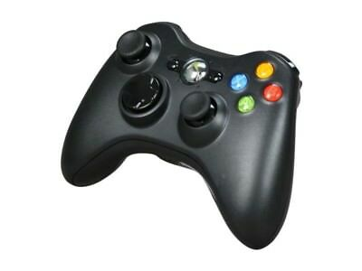 OEM Official Genuine Microsoft Xbox 360 Wireless Controller (Black)