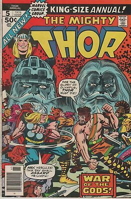 The Mighty Thor - King-Size Annual #5