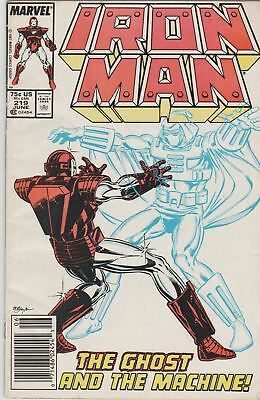 Iron Man #219 First Appearance Ghost from New Ant man Wasp Movie!