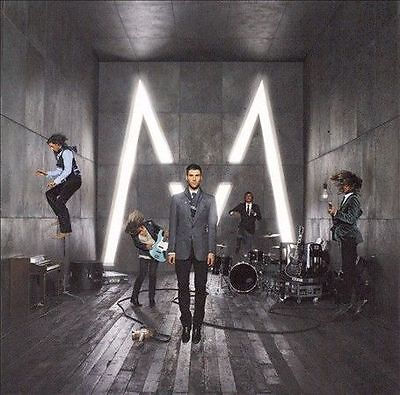 Maroon 5 : It Won't Be Soon Before Long (CD, May-2007, Octone Records) New