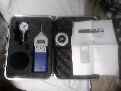 CASELLA CEL-254. professional digital impulse sound level meter.EXCELL CONDITION
