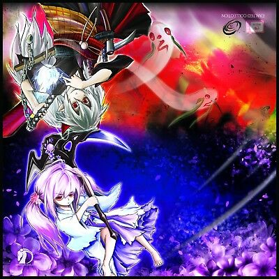 Damaged Ghost Sister 2-Player Yugioh Playmat Imperium Duelist