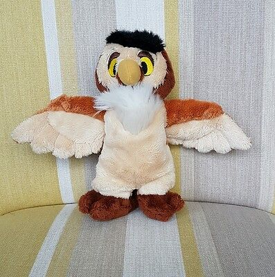 """Owl from Winnie The Pooh 7"""" Plush Soft Toy by Disney"""