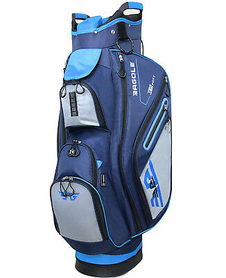 EG Eagole SUPER LIGHT 5 Lbs, EG 630, 9 Pockets 14 WAY TOP Golf CART BAG