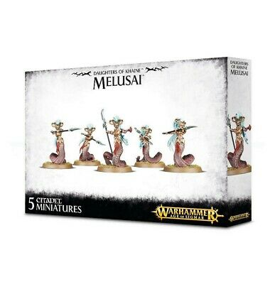 Daughters Of Khaine Melusai Games Workshop Brand New 99120212017