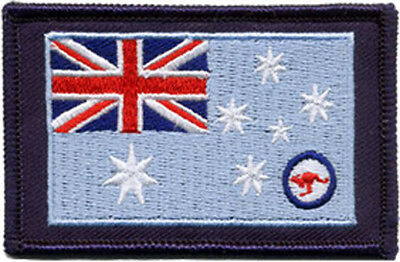 RAAF Ensign Embroidered Patch