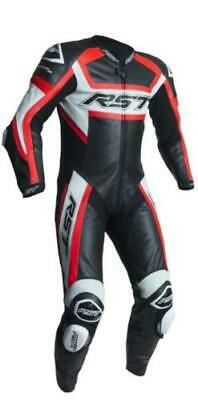 RST 2054 Tractech Evo R Motorcycle Leather One Piece Suit Flo Red Latest Model