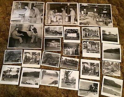 WW2 Photos Lot Of 64