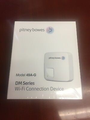 Free Shipping New Pitney Bowes 49A-G Wi-Fi Connection Dm Series New In Box