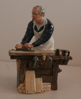 Royal Doulton 1985 HN2678 The Carpenter (21237)