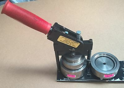 DR. Don's Model 225 button Making Pressing Stomping machine 2.25""