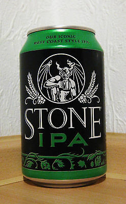 Stone Ipa - Our Iconic West Coast Style Ipa - Craftbeer 2017 ( Empty / Leer )