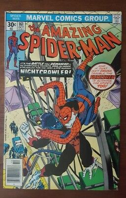 The Amazing Spider-Man #161 (Oct 1976, Marvel)