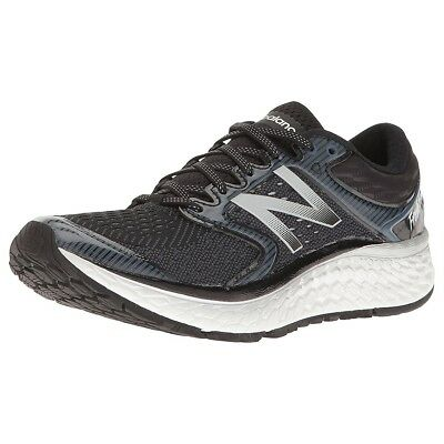 MEN'S NEW BALANCE M1080BW7 Running Shoes BlackWhiteBlue NIB!