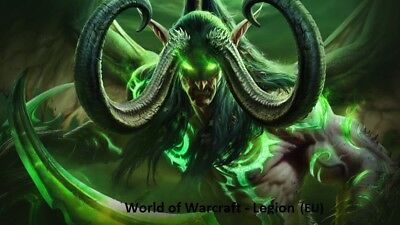 World of Warcraft WoW Legion Key [PC Spiel] Battlenet Download Code EU
