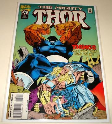 The Mighty THOR # 485  Marvel Comic  (April 1995)    FN