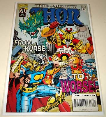 The Mighty THOR # 486  Marvel Comic  (May 1995)    FN