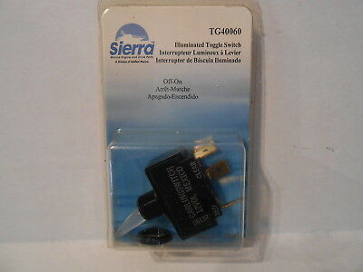 ON 5 Blade TG2304 OFF ON Sierra Universal Tip Lit Illuminated Toggle Switch