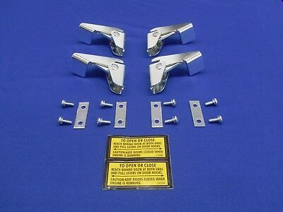 OEM Style Door Hook Latch Set USA Made Fits Lincoln Pipeline Welder Sa 200 250