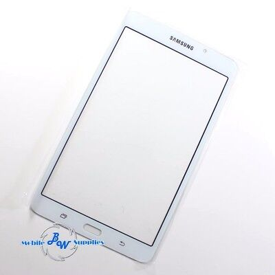 Replacement Front Outer Screen Glass For Samsung Galaxy Tab A 7.0 T280 White
