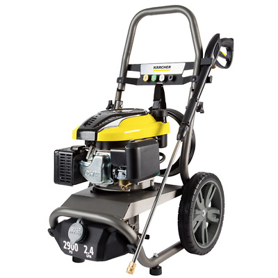 Karcher G2900X 2900 PSI (Gas - Cold Water) Pressure Washer