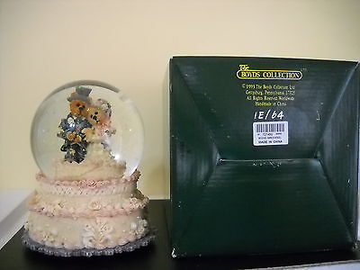 Boyds Bears The Wedding March Sty#2770Sf Nib Very Low #1E/64