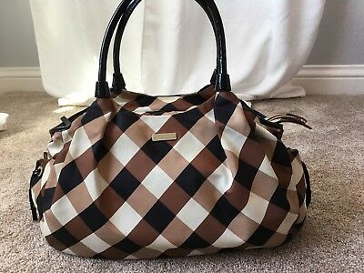 kate spade diaper bag used