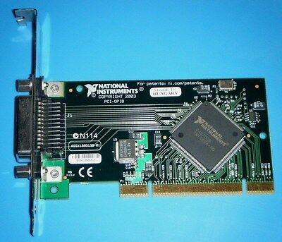 NI PCI-GPIB, GPIB Controller, 188513B-01, National Instruments *Tested*