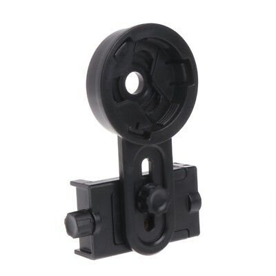 Universal Phone Adapter Holder Bracket Mount Binocular Monocular Telescope Clip