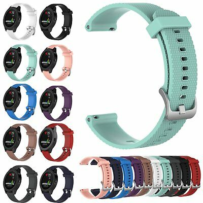 Replacement Silicone Watch Band Strap For Garmin Vivomove HR & Vivoactive 3 #IVB