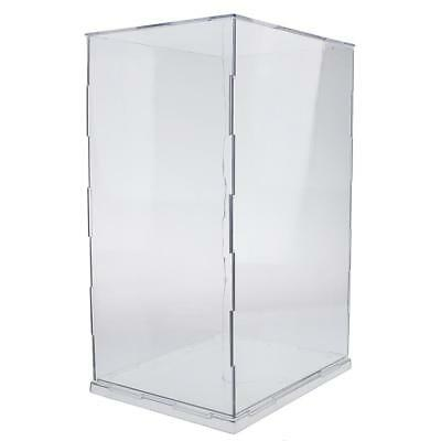 Plastic Display Case Box Dustproof Show Case for Gundam PG Display Box Gift