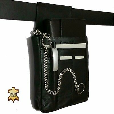Pro Server Set Leather Kellnerbedienungs Wallet Case Waiters Holster Wallet