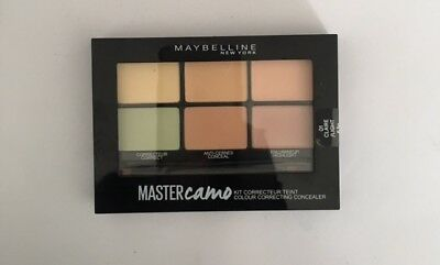 Maybelline Master Camo Colore Correttore Concealer Kit N. 01 Light