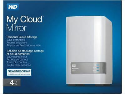 Western Digital My Cloud Mirror 4TB (Gen 2) Weiss